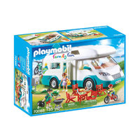 Playmobil Sets - Family Fun Camper
