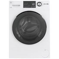 GE Appliances 2.8 Cu. Ft. Front Load Steam Washer