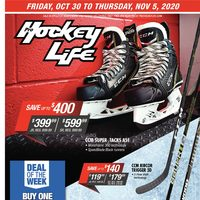 Pro Hockey Life - Weekly Deals Flyer