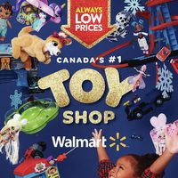 - Toy Shop Flyer