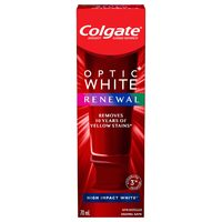 Colgate Optic White Renewal High Impact White Teeth Whitening Toothpaste