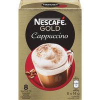 Nescafe Gold Or Sweet and Creamy Instant Coffee