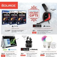 - Weekly Deals - Your Source For Holiday Gifts Flyer