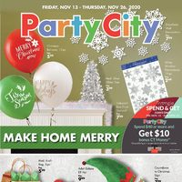 - Make Home Merry Flyer
