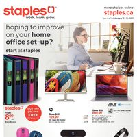 Staples - Weekly Flyer