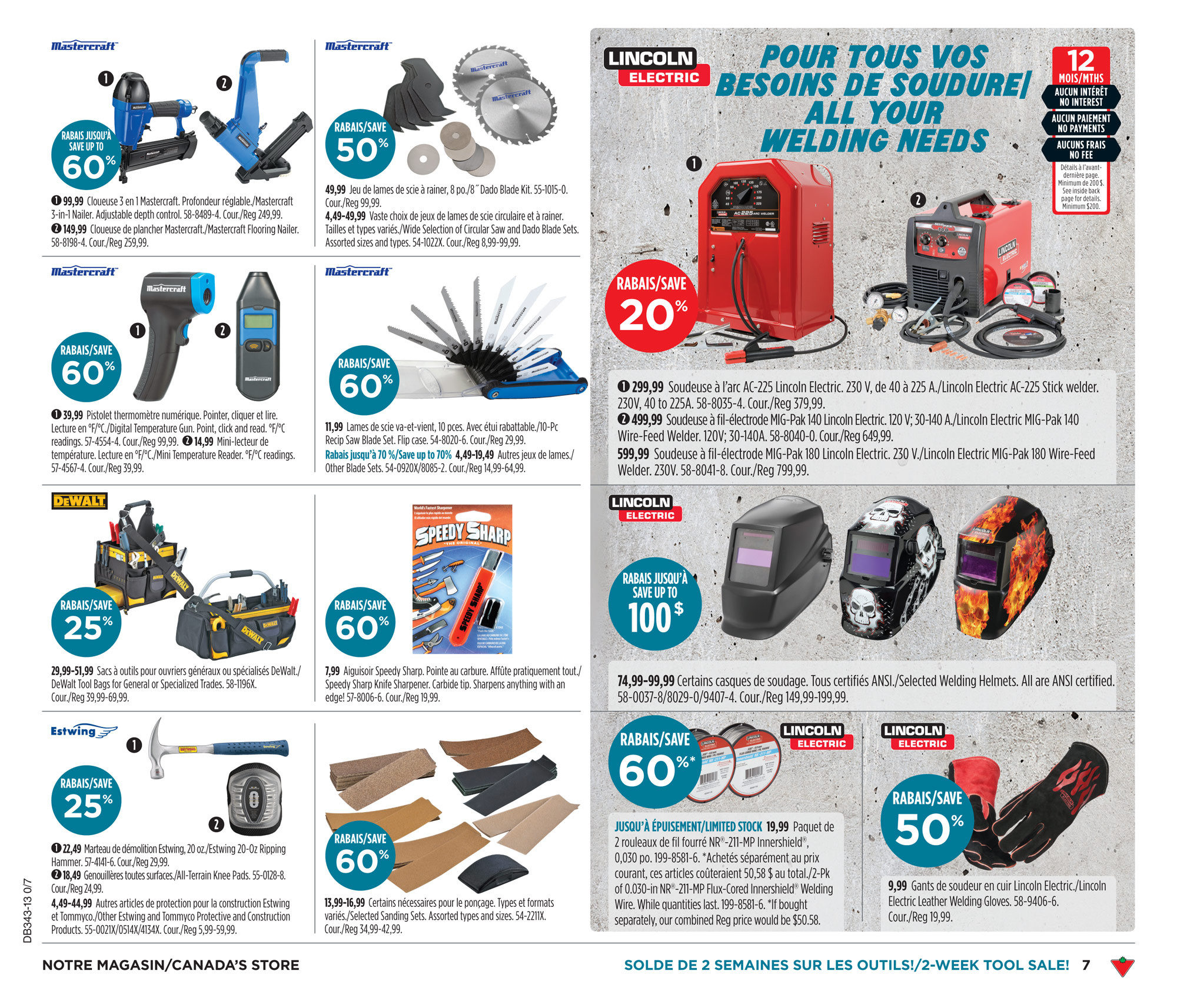 Canadian Tire Weekly Flyer Weekly Flyer Oct 17 24