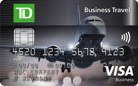 TD Business Travel VISA® Card