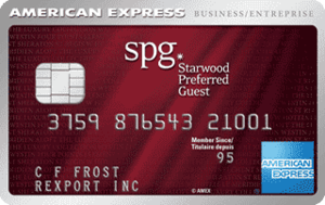 Starwood Preferred Guest® Business Credit Card from American Express®