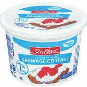 Sealtest Cottage Cheese   $2.99 ($1.00 Off)