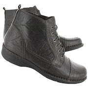 Women's WHISTLE VINE Brn Casual Ankle Boots - Wide - $99.99 (29% off)