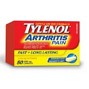 Tylenol: FREE One-Week Trial of Tylenol Arthritis Pain
