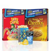 Cineplex: Get a FREE Movie Ticket or Concessions Offer with Specially-Marked General Mills Products
