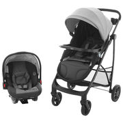 Graco Views Click Standard Stroller With SnugRide 35 LX Connect Infant Car Seat