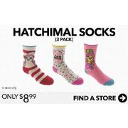 Hatchimal Socks - $8.99