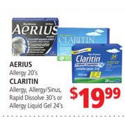 8c4fbf23fb Value Drug Mart  Aerius Allergy Claritin Allergy