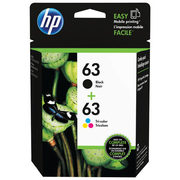 HP 63 Colour/Black Ink 2-Pack - $54.99
