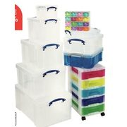 Storage Containers - From $4.29 (20% off)