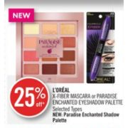 25% Off L'Oréal Paradise Enchanted Eyeshadow Palette