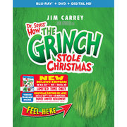 How The Grinch Stole Christmas Blu Ray.Best Buy How The Grinch Stole Christmas Blu Ray Combo