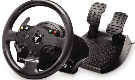 The Source: Thrustmaster T150 Racing Wheel For PS4 And PS3