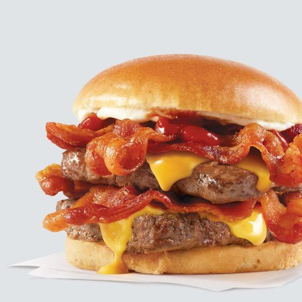 Get a Baconator for $5.00 Until May 26