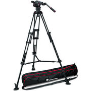 Manfrotto Nitrotech N8 Head +546b Tripod W/75mm Bowl & Adapter +padded Bag - $1,149.99 ($150.00 Off)