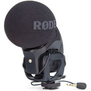 Rode Microphones Stereo Video Mic Pro - $219.99 ($170.00 Off)