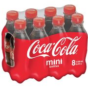 Coca-Cola Mini Bottles - $3.99