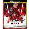 Star Wars: The Last Jedi (English) (4K Ultra HD) (Blu-ray Combo) (2017) - $24.99 ($10.00 off)