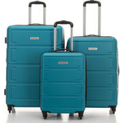 SWISSGEAR Fernie 3-Piece Hard Side Expandable Luggage Set - Teal  - $179.99 ($820.00 off)