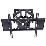 CJTech Double Arm Articulating TV Wall Mount - $59.99