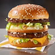 McDonald's: Get a Big Mac for $3.00 from December 10 to 16