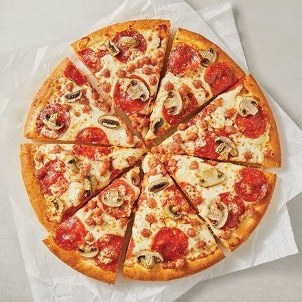 Pizza Hut 10 Favourites Get A Medium Canadian Hawaiian Margherita Or Pepperoni Pizza For 10 00 Redflagdeals Com