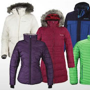 Men's and Women's Columbia Winter Jackets, Pants, and Accessories - 25% off